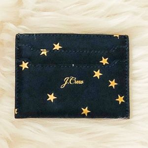 NWT J Crew Credit Card and ID Wallet